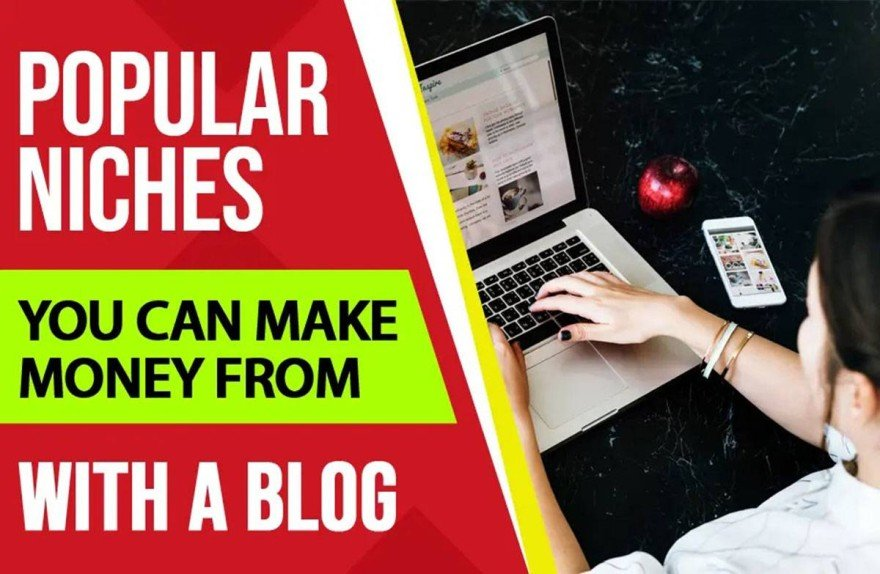 93 Most Profitable Blog Niches