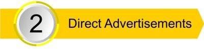 Direct Advertisements