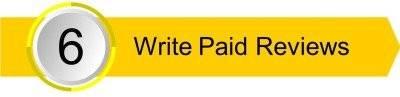 Write Paid Reviews