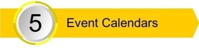 Event Calendars