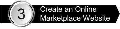 Create an Online Marketplace Website