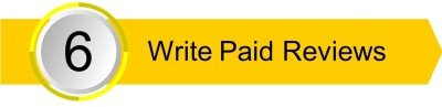 Write Paid Reviews